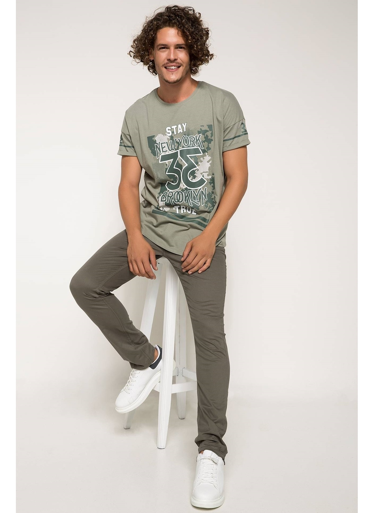 Defacto Bruno Slim Fit Pantolon I3516az18spkh38pantolon – 69.99 TL